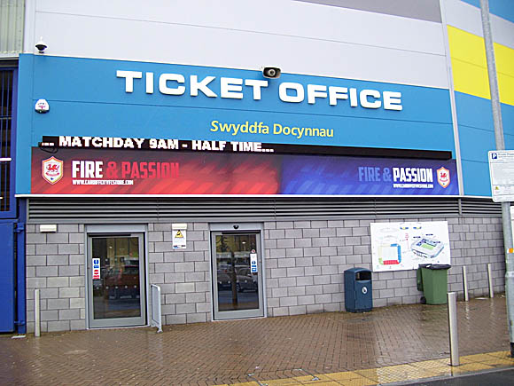 Cardiff city - Cardiff city ticket office number ...