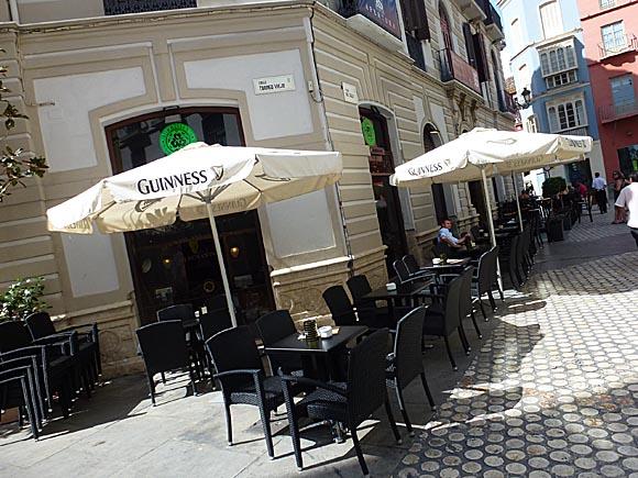 MA¦üLAGA BARS Morrissey's Pub, Plaza Del Siglo, 3 - 4