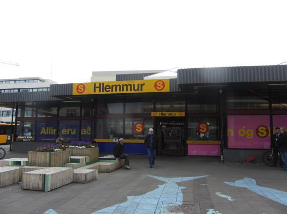 Hlemmur Bus Depot