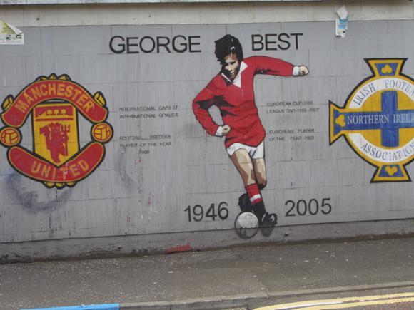 george best mural2