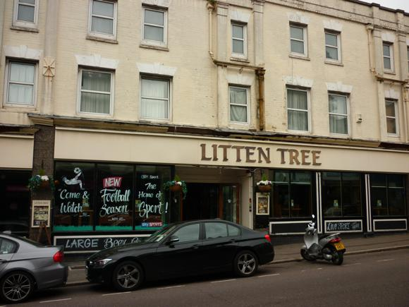 litten tree bournemouth