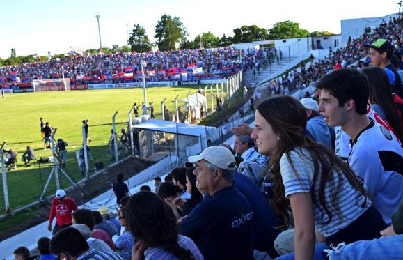 Danubio 17 main stand