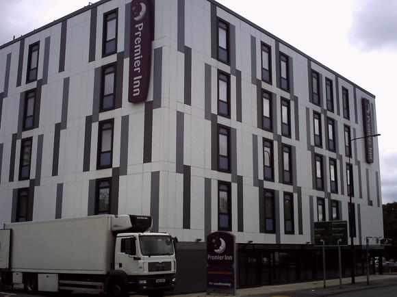 Cheap Hotels Wigan Town Centre