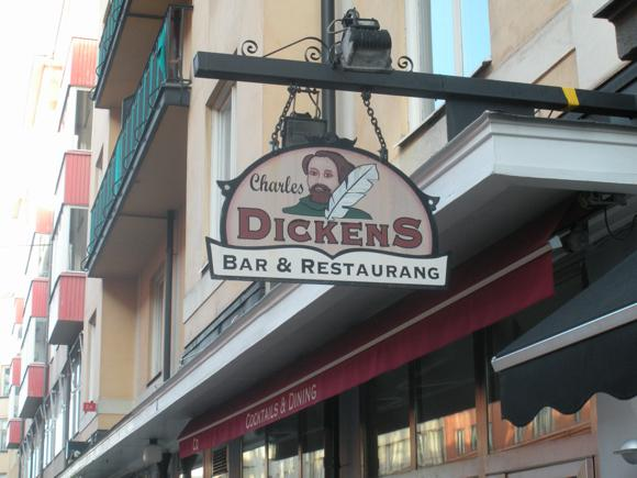 StockMRCharles Dickens